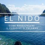 Come arrivare a El Nido sull'isola di Palawan