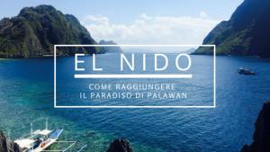 Come arrivare a El Nido, Palawan
