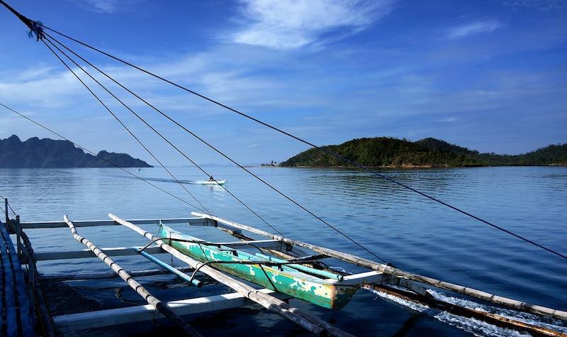 Come arrivare a El Nido Palawan via mare
