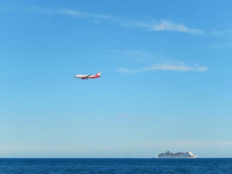 Come spostarsi fra le isole Canarie in aereo e nave