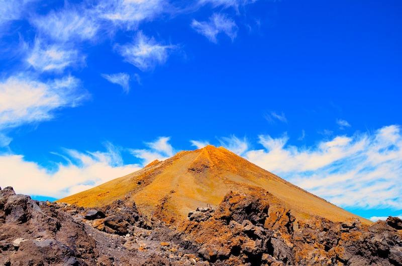 Spostarsi fra le Canarie per scoprire il Teide sull'isola di Tenerife