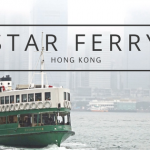 La Star Ferry di Hong Kong