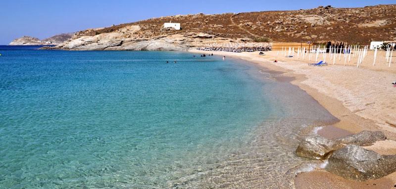 Le 5 spiagge di Mykonos assolutamente da non perdere