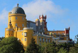 La destinazione più affascinante per un viaggio in Portogallo? Sintra.