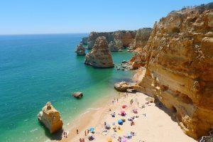 L'algarve, un sogno di destinazione portoghese