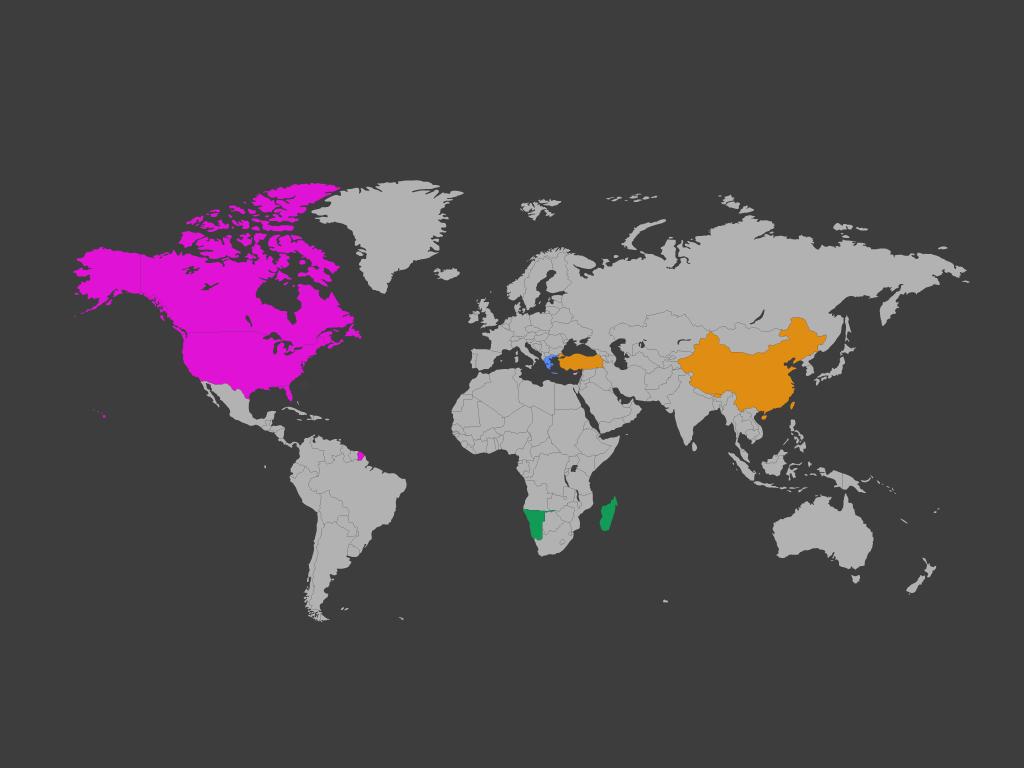 vacanze a settembre mappa