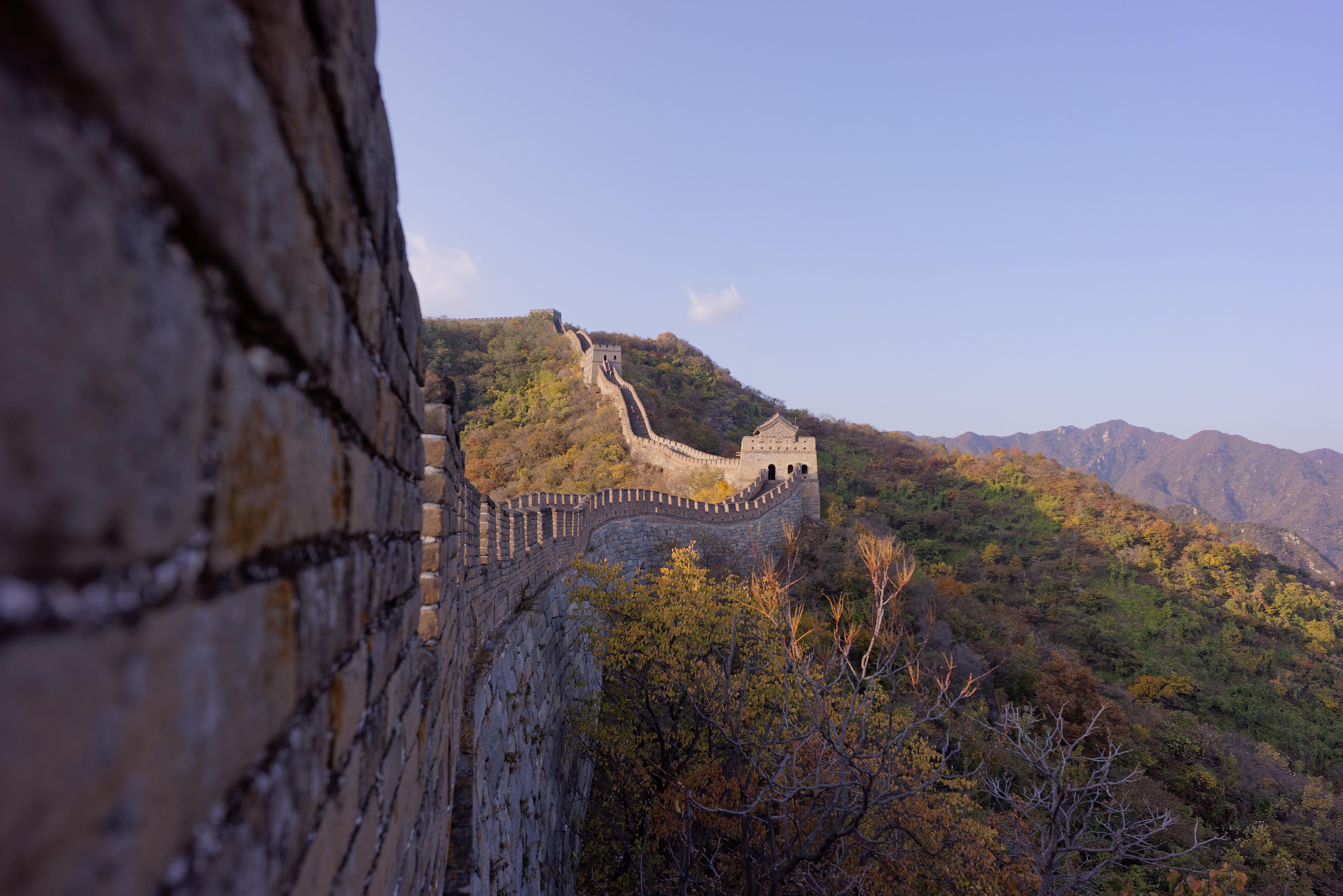 Cosa dovresti vedere in Cina? La Grande Muraglia ovviamente