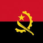 Angola Bandiera