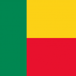 Benin Bandiera
