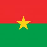 Burkina Faso Bandiera