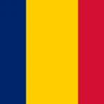 Ciad Bandiera