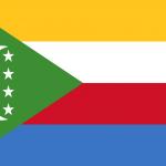 Comore Bandiera