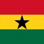 Ghana Bandiera