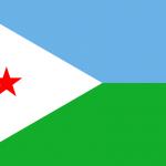 Gibuti Bandiera