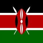 Kenya Bandiera