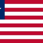 Liberia Bandiera