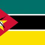 Mozambico Bandiera