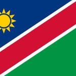 Namibia Bandiera