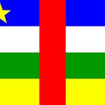 Repubblica Centraficana Bandiera