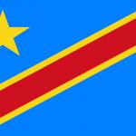 Repubblica Democratica Del Congo Bandiera