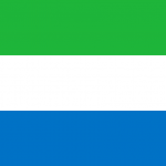 Sierra Leone Bandiera