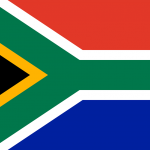 Sudafrica Bandiera