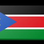 Sudan Del Sud Bandiera