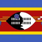 Swaziland Bandiera