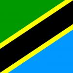 Tanzania Bandiera
