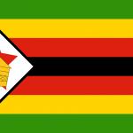 Zimbabwe Bandiera