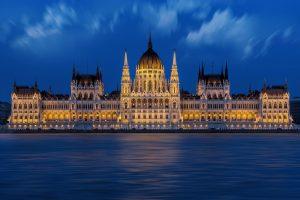 Il Parlamento di Budapest da vedere in città fra i luoghi di interesse