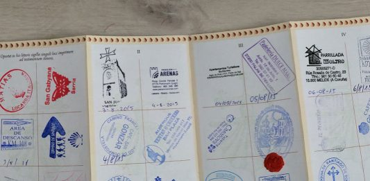 Credenziale Per Il Cammino Di Santiago