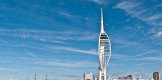 Spinnaker Tower, Portsmouth