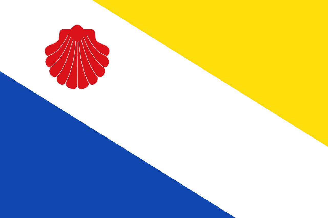 Bandiera Bercianos Del Real Camino