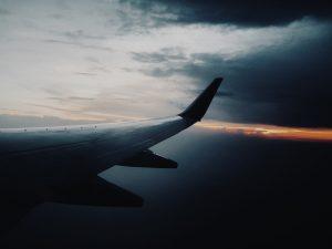 Organizzare un viaggio online, prima cosa usa i siti per prenotare i voli.