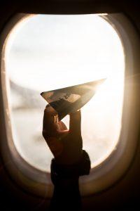 Volare la prima volta