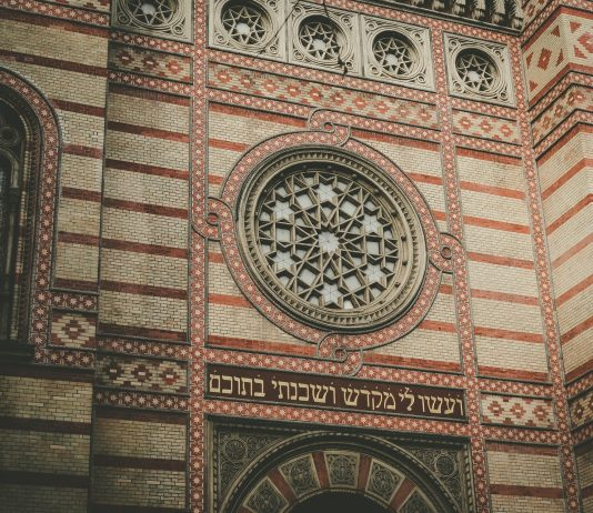 La Sinagoga è il simbolo del quartiere ebraico di Budapest