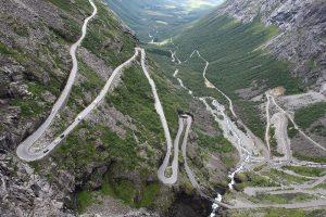 Trollstigen Norvegia