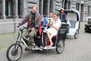 Amsterdam Fietstaxi