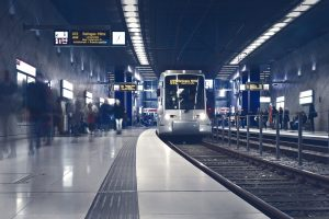Metropolitana Più Grande Del Mondo.8