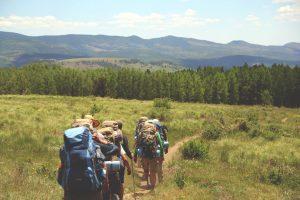 Il viaggio lento è un ottimo modo di sviluppare un turismo ecosostenibile