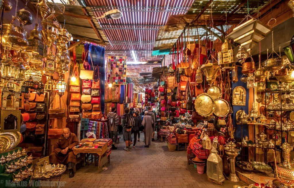 Cosa Non Fare A Marrakech Souk