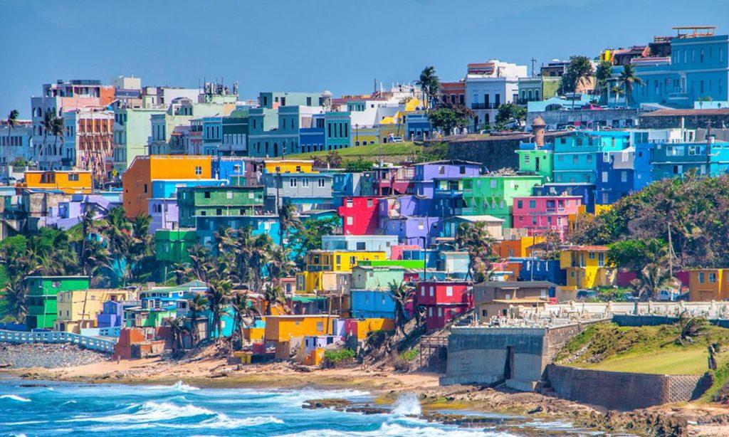 Viaggio A Porto Rico