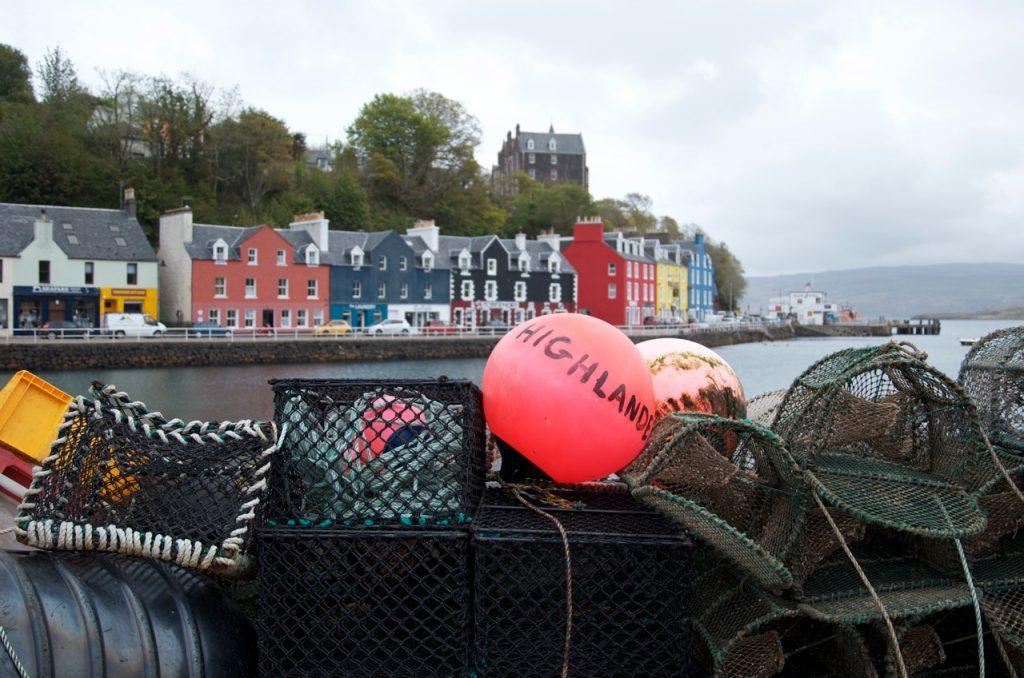 Viaggio In Scozia Portree