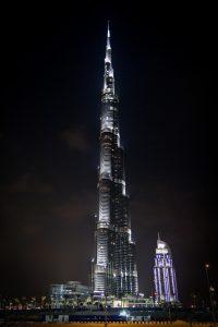 Grattacielo Burj Khalifa.2