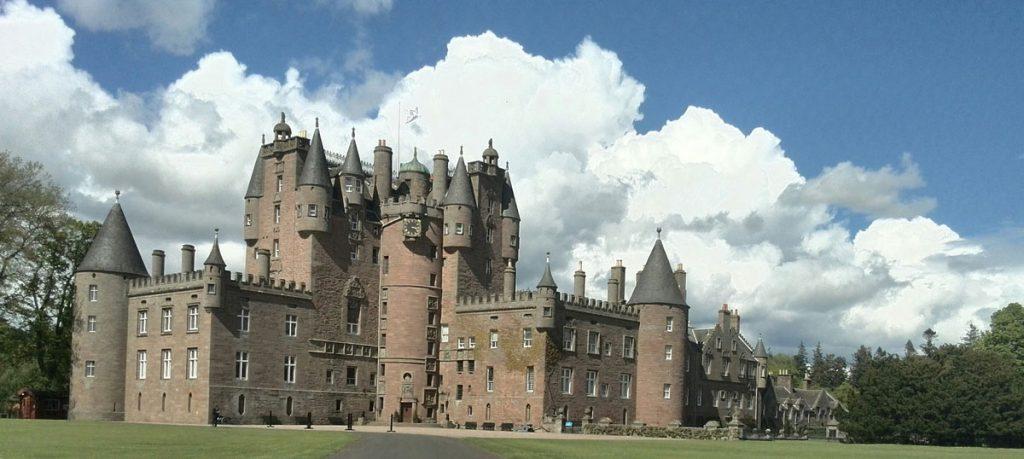 Castelli Scozia Glamis Castle
