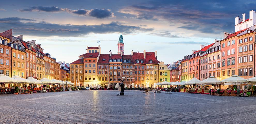 Weekend Varsavia Testata 0