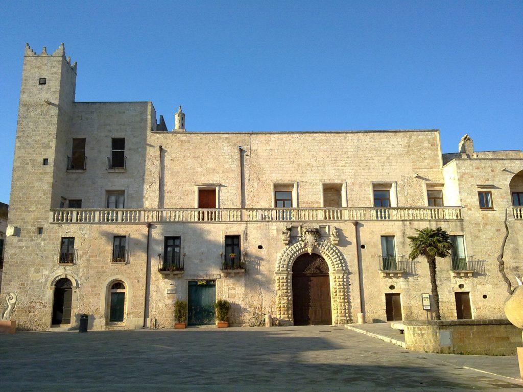 Specchia Palazzo Risolo