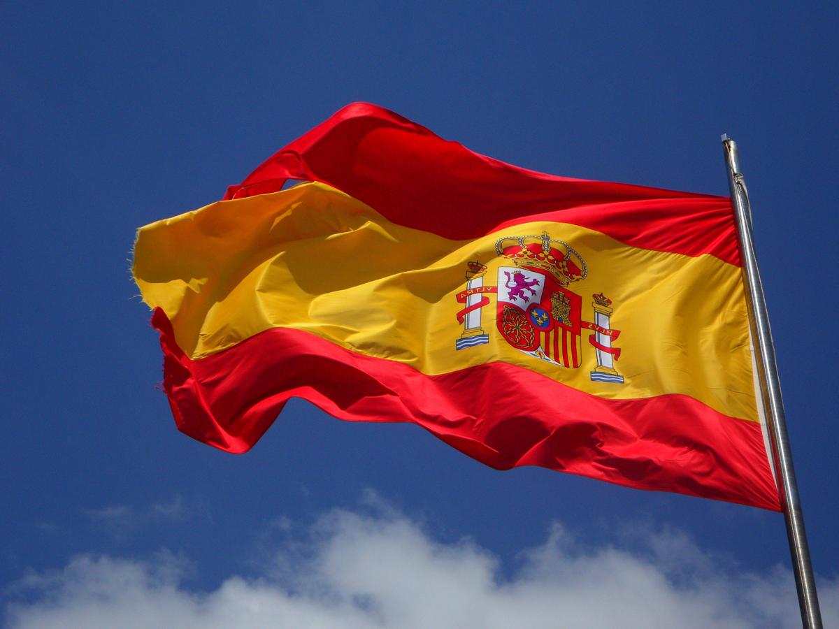 Spagna E Canarie Cartina.Mappa Della Spagna Guardiamo La Cartina Della Spagna Insieme Acasamai It