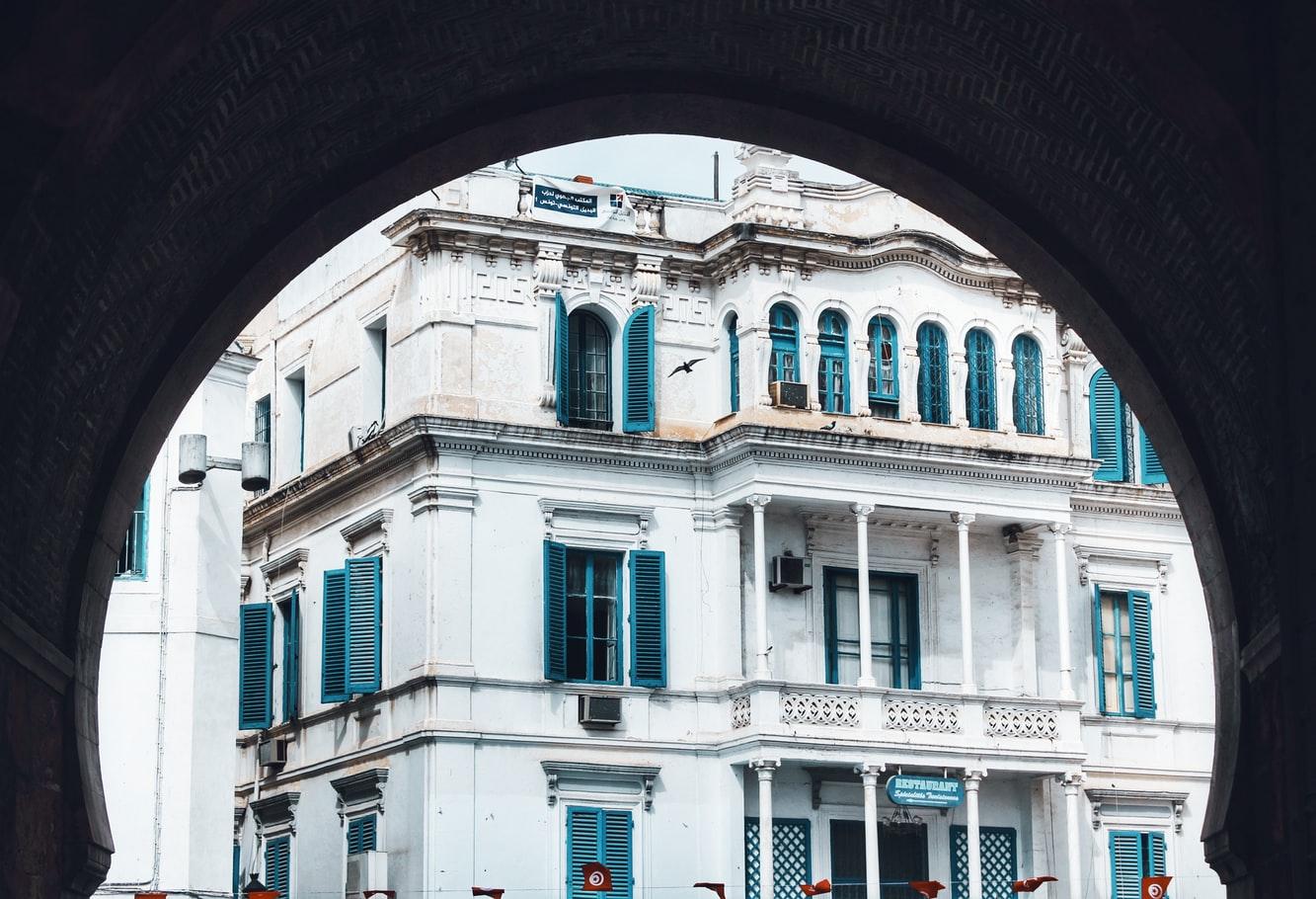 Tunisi è una delle località da visitare in Tunisia